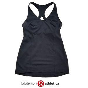 Lululemon athletica black tank top